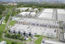 Ursus: Pierwsza część kompleksu biurowego na terenie dawnej fabryki ciągników już w październiku