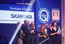 Skanska doceniona przez jury CEEQA Awards 2016