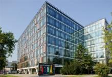 Warszawa: Biurowiec Postępu 14 zostanie oddany do użytku wiosną