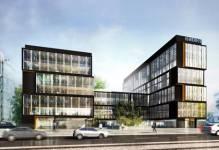 Warszawa: Grupa HB Reavis rozpoczęła budowę biurowca Postępu 14