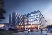 Kraków: Echo Investment z planami domu handlowego w miejsce hotelu Cracovia