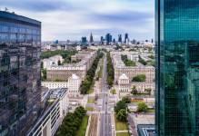 Przy warszawskim metrze powstają najbardziej spektakularne inwestycje biurowe