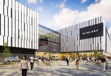 Szczecin: Zobacz projekt rozbudowy CH Galaxy