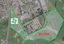 Nowe tereny przy PNT w Ełku