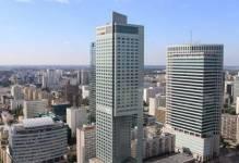 Warszawa zajęła 3. wśród najlepszych lokalizacji biurowych w Europie