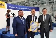Nowa inwestycja przemysłowa w Gogolinie otwarta
