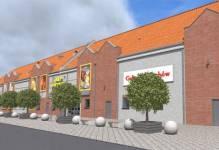Pomorskie: Henpol wykona centrum handlowe w Człuchowie
