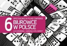 Warszawa: Konferencja Biurowce w Polsce z kolejną edycją już w październiku