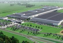 Rozpoczęto prace konstrukcyjne na budowie fabryki Mercedesa w Jaworze