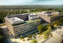 Warszawa: Echo Investment z kredytem ponad 22 mln euro na Park Rozwoju