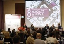 8. edycja konferencji Biurowce w Polsce