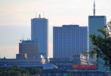 Warszawa: Dantex pozbywa się dwóch terenów pod biurowce