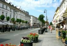 Nowy Świat nadal najdroższą ulicą handlową w Polsce
