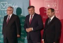 """Gala Gmina """"Fair Play"""" 2015 i """"Przyjazna Polska"""""""