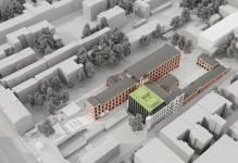 Łódź: Teal Office i Sepia Office mają już generalnego wykonawcę