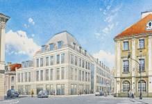 Warszawa: CBRE zajmie się znalezieniem najemców do budynku Plac Zamkowy