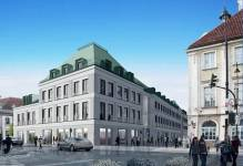 Plac Zamkowy – Business with Heritage z certyfikatem BREEAM Very Good
