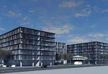 Zachodniopomorskie: Rusza budowa Szczecin Odra Park. Najpierw powstanie hotel