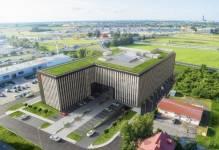 Wrocław dysponuje obecnie 676 tys. mkw. nowoczesnych biur
