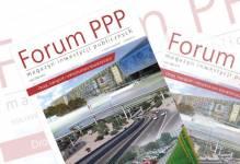 Nowy numer Forum PPP. Tym razem poświęcony kwestiom transportu