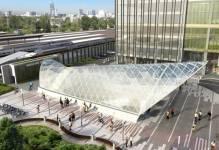 Warszawa Zachodnia: Coraz bliżej nowego dworca kolejowego i kompleksu biurowego