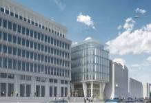 Rozpoczęto prace nad nowym biurowcem przy warszawskim Placu Trzech Krzyży