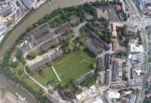 Wrocław: BPI buduje na Kępie Mieszczańskiej