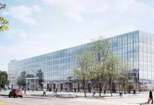 Kraków: Echo przedstawia nowy projekt zagospodarowania terenu po hotelu Cracovia