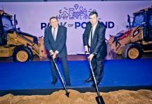 Ruszyła budowa największego w Europie Środkowo-Wschodniej parku wodnego