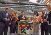 Wałbrzyska SSE: Japoński producent części samochodowych otworzył inwestycję za 140 mln zł