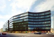 Wroclaw: Skanska sells its biggest office building to Union Investment