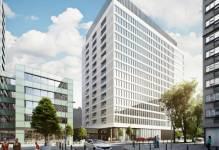 Warsaw: Skanska laid the cornerstone for Atrium 2 office building