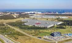 Centrum logistyczne 7R, 7R kupuje 20 ha gruntu na terenie parku przemysłowego PCI