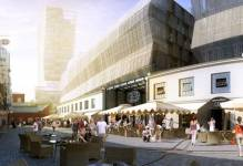 Warszawa: Capital Park z pozwoleniem na budowę Art Norblin