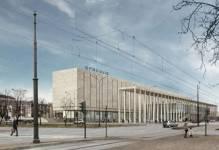 Kraków: Nowa koncepcja architektoniczna b. hotelu Cracovia