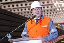Dąbrowa Górnicza: Wicepremier otworzył nową instalację w hucie ArcelorMittal za 140 mln zł