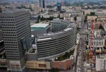 Warszawa: Francuska firma energetyczna w Skylight