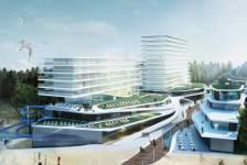 Baltic Park Molo - wyniki konkursu architektonicznego