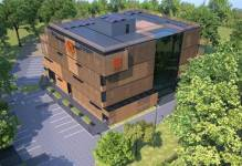 Łódź: Skanska buduje eko-biurowiec dla WFOSiGW