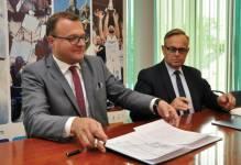 Radom i Jedlnia Letnisko chcą tworzyć nowe tereny inwestycyjne