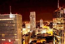 Nowoczesne wieżowce wizytówkami miast