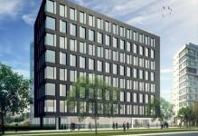 Warszawa: Okre Development  z pozwoleniem na budowę Grójecka Offices