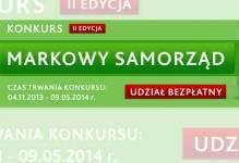 Warszawa: 27 maja rozstrzygnięcie konkursu Markowy Samorząd