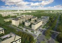 Warszawa: Podpisano umowę z generalnym wykonawcą na Business Garden