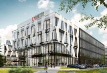 Gdynia: Euro Styl rozpoczyna nowy projekt - park biurowy Tensor