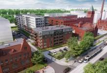 Kiedyś ogromny zakład przemysłowy a wkrótce jedna z najnowocześniejszych części Wrocławia