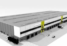 Warszawa: Nowy park logistyczny w pobliżu lotniska przyciąga najemców