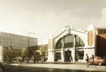 Warszawa: Griffin Group ma pozwolenie na budowę Hali Koszyki