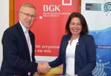 BGK i Pomorska SSE będą razem wspierać rozwój polskich firm