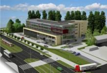 Toruń: Latem 2014 roku otwarty zostanie biurowiec Kościuszko Business Point